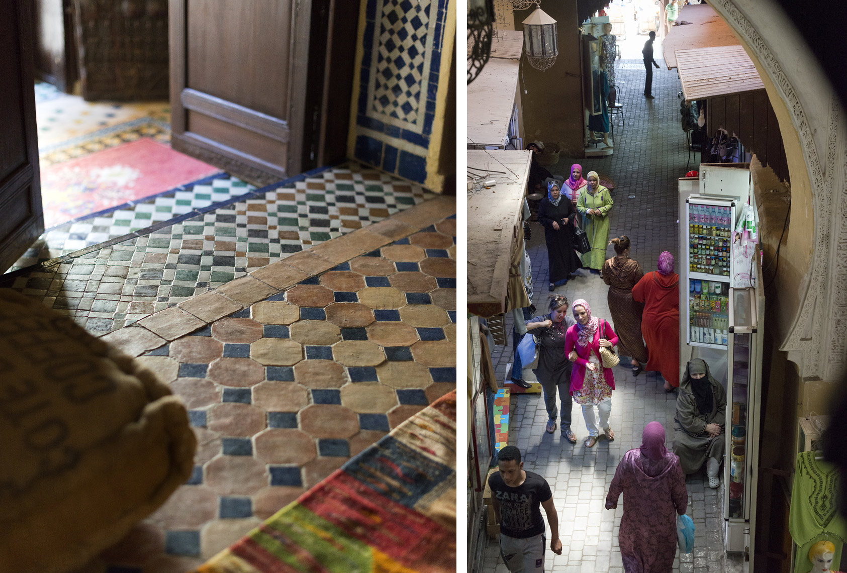 Riad-floor-and-Souk